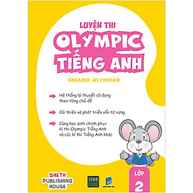 Luyện Thi Olympic Tiếng Anh - English Olympiad Lớp 2