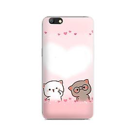 Ốp lưng điện thoại Oppo A71 - 01101 7874 LOVELY07 - Silicon dẻo - Hàng Chính Hãng