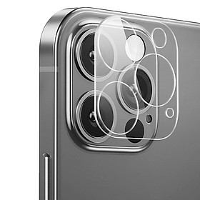 Tempered Glass Lens Film For Iphone 12 Transparent Dust-proof Protective Film Cover