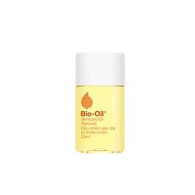 BIO OIL SKINCARE OIL (NATUTAL) 25ml - Dầu chăm sóc da từ thiên nhiên