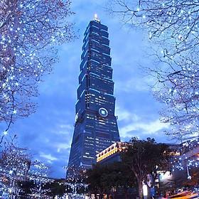 Vé Tham Quan Taipei 101 Observatory, Đài Bắc, Đài Loan