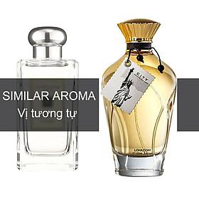 Nước hoa chính hãng LONKOOM Hương hoa  hương cam quýt mùi thơm 100ml