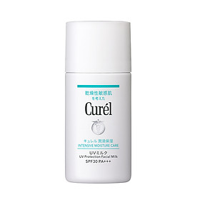 UV Sữa Chống Nắng Curel UV Protection Face Milk SPF 30 PA++ (30ml)