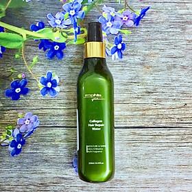 Xịt dưỡng tóc siêu mượt Sophia Platinum Collagen Hair Repair Water 250ml