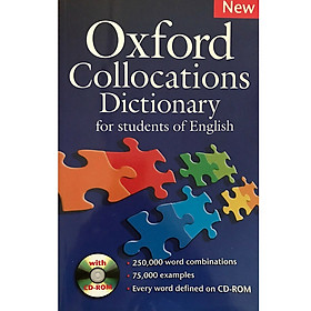 Oxford Collocations Dictionary for Students of English (Second Edition)