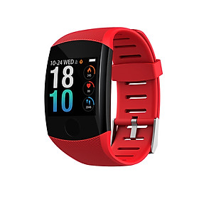 Q11 Smart Bracelet 1.3-Inch TFT Colorful Screen Smart Watch BT4.2 Heart Rate Blood Pressure Sleep Monitoring Alarm Clock