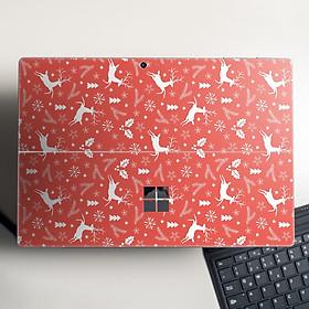 Skin dán hình Sticker họa tiết cho Surface Go, Pro 2, Pro 3, Pro 4, Pro 5, Pro 6, Pro 7, Pro X - Mã: d0067 - Surface Pro X