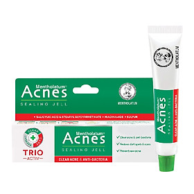 Gel ngừa mụn kháng khuẩn Acnes Sealing Jell (18g)