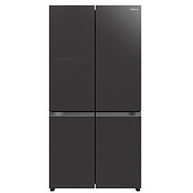 Tủ lạnh Hitachi Inverter 569 lít R-WB640VGV0-GMG - HÀNG CHÍNH HÃNG