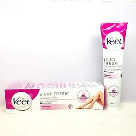 Kem tẩy lông Veet Silky Fresh Hair Removal Cream Normal Skin - 200ml