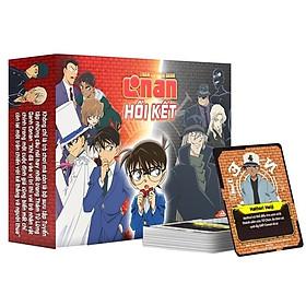 """Boardgame """"Thám Tử Lừng Danh Conan - Hồi Kết"""""""