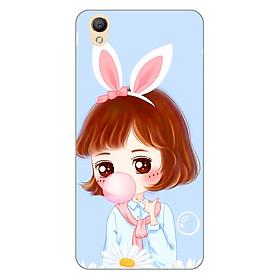 Ốp lưng dẻo cho điện thoại Oppo Neo 9 (A37) - Baby Girl 03