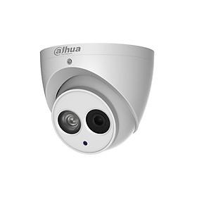Camera HD-CVI Dome 5.0 Mega Pixel hồng ngoại 50m Dahua HAC-HDW1500EMP-A - Hàng nhập khẩu