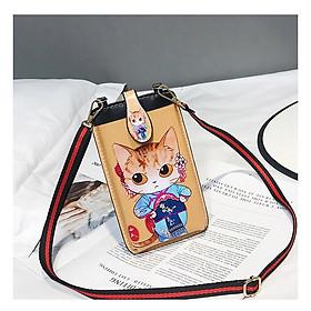 Túi đeo chéo đựng điện thoại nữ đi chơi mini nhỏ gọn siêu đẹp