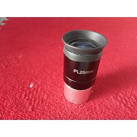 Thị kính kính thiên văn  Ploss 1,25inch 25mm (Hàng chính hãng)