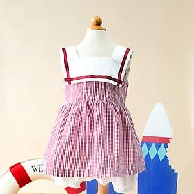 Đầm kèm quần bé gái Chaiko House X35