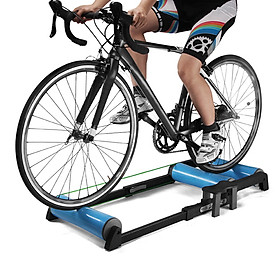 Telescopic Bike Trainer Stand Indoor Stationary Cycling Roller Trainer MTB Mountain Bike Road Bicycle Exercise Station