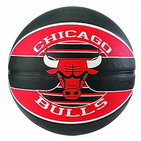 Bóng rổ Spalding NBA Team Chicago Bulls Outdoor  size7