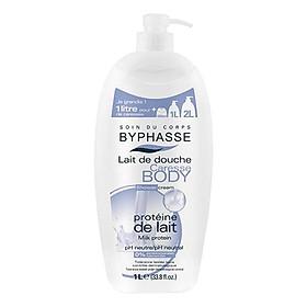 Sữa Tắm Byphasse Bổ Sung Protein Và Sữa (1000ml)