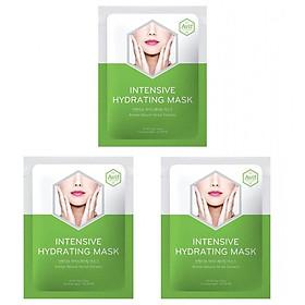 Combo 3 mặt nạ Avif dưỡng ẩm da chuyên sâu - Avif intensive hydrating mask 21