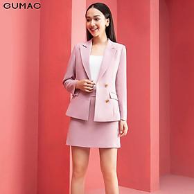 Chân váy A cơ bản GUMAC VA9255