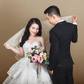 Chụp ảnh cưới tại STUDIO đẹp ngất ngây