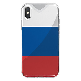 Ốp Lưng Mika Cho iPhone X RUSSIA-C-IPX