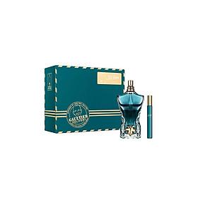 Bộ Nước Hoa Nam Jean Paul Gaultier Le Beau Gift Set (125ml + 10ml)