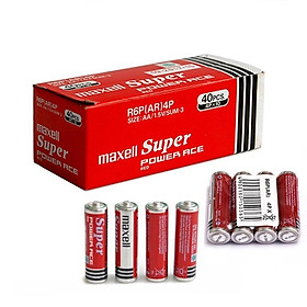 Hộp 40 viên pin 2A Maxell