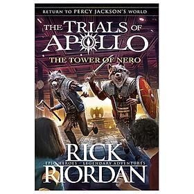 The Trials Of Apollo Book 5: The Tower Of Nero