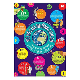Xứ Sở Của Những Con Số - Thế Giới Qua 2000 Con Số Và Sự Thật Giật Mình