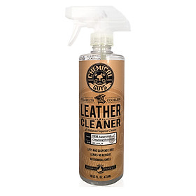 DUNG DỊCH VỆ SINH NỘI THẤT GHẾ DA CHEMICAL GUYS LEATHER CLEANER 16OZ
