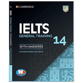 Cambridge Ielts 14 General Training With Answers (Savina)