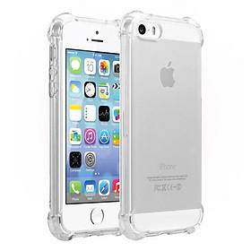 Ốp Lưng Dẻo Chống Sốc Phát Sáng Cho iPhone 5/5S/5SE Dada (Trong Suốt) - Hàng Chính Hãng