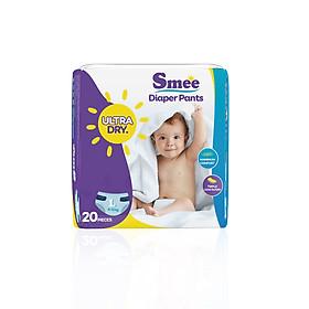 Tã quần cho bé SMEE L20 (Size L)
