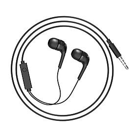 Tai nghe nhét tai dành cho iPhone/iPad/Android Hoco M40 Super Bass - Hàng Chính Hãng