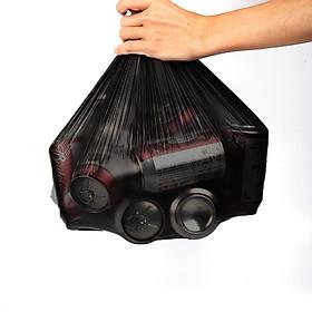 Cuộn túi đựng rác tự phân hủy, Túi bóng đựng rác không rỉ nước, không bốc mùi, an toàn, bảo vệ môi trường