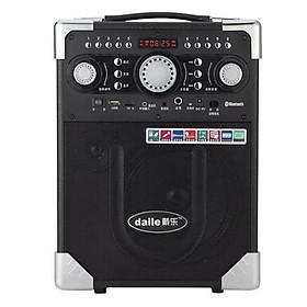 Loa kéo karaoke Bluetooth S8 kèm Micro không dây - Hàng Chính Hãng