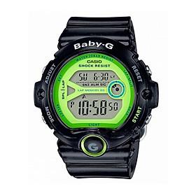 Đồng Hồ Nữ Dây Nhựa Casio BABY-G BG-6903-1B