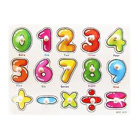 Bảng 9 số cộng trừ có núm SK