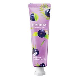 Kem Dưỡng Tay Frudia My Orchard Acai Berry Hand Cream Chiết Xuất Quả Mọng (30g)