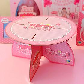 Đế Bánh Kem Sinh Nhật Công Chúa Happy Kibu
