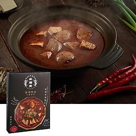 Mì Mazendo Đài Loan lẩu tiết vịt vị mala (550g/hộp)