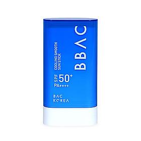 Kem chống nắng dạng thỏi mát lạnh BBAC Cooling Smooth Sunstick SPF 50+ PA++++ 19g