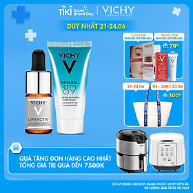 Bộ Dưỡng Chất (Serum) 15% Vitamin C Nguyên Chất Giúp Làm Sáng Da Và Cải Thiện Lão Hóa Vichy Liftactiv C