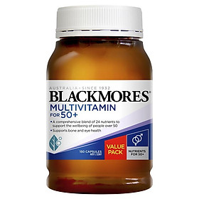Blackmores Multivitamin for 50+ 150 Tablets Exclusive