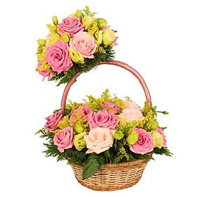 Giỏ hoa tươi - Empression 3993