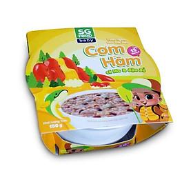 Cơm hầm Sài Gòn Food Cá lóc & Đậu đỏ 150g