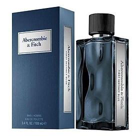 Abercrombie & Fitch First Instinct Blue Man Eau de Toilette 100ml Spray