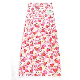 Váy chống nắng BabyCute 2 mặt họa tiết - Giao màu ngẫu nhiên